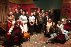 Gaslight cast & crew